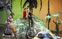 """""""Das Dschungelbuch"""" inszeniert in einer Plastikwelt"""