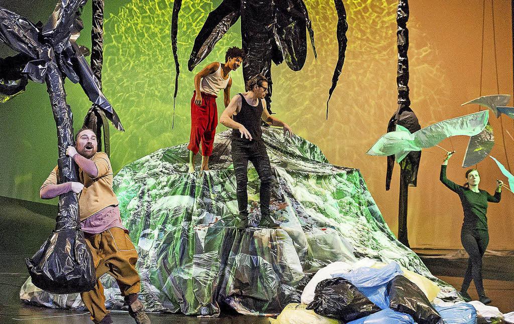 Bildergebnis für theater freiburg das dschungelbuch