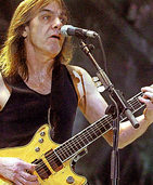 AC/DC Malcolm Young: Weniger war in diesem Fall mehr