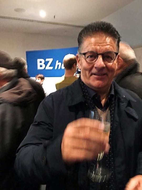 Mario Ketterer, Freiburger Rennsport-L...st als Zeitzeuge in dem Film zu sehen.  | Foto: Markus Fangmann