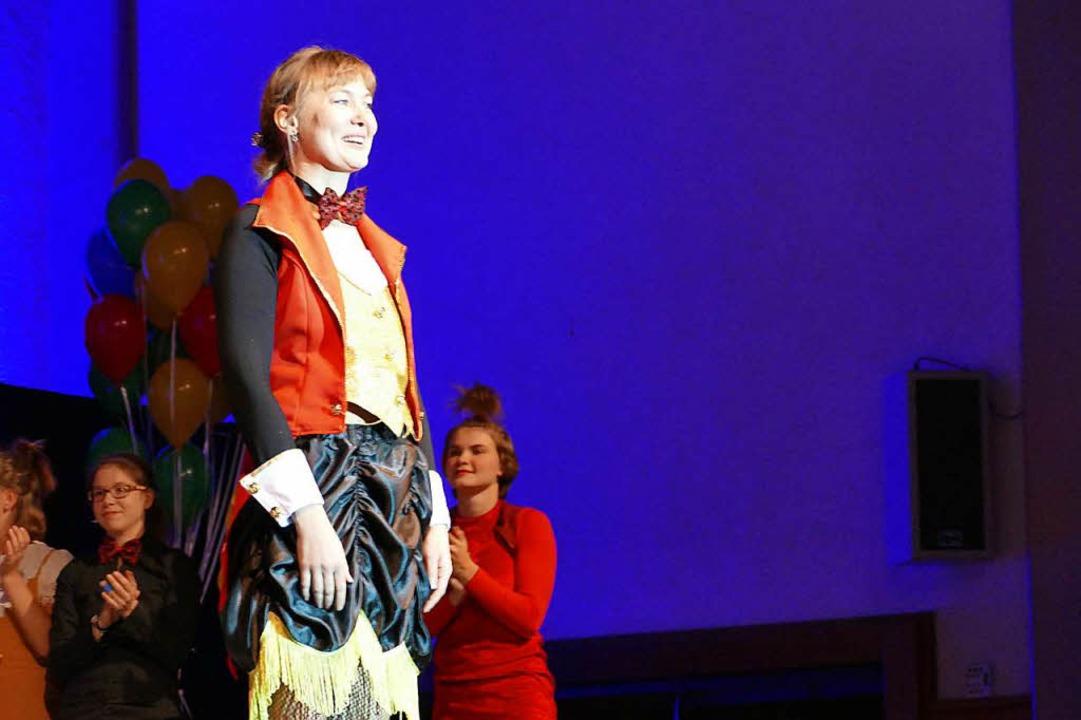 Katsia Prakopczyk, die musikalische Leiterin des Mandolinenvereins.  | Foto: Sylvia Sredniawa