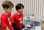 Lörracher Schüler bauen Roboter beim RoboRave