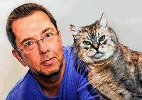 """Autor Mario Ludwig liest in Weil am Rhein aus seinem neuen Buch """"Gut gebrüllt! - Die Sprache der Tiere"""""""