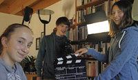 Junges Filmteam feiert Premiere