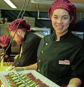 Jamaikanerin schwärmt für Spätzle