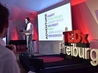 Was bei den TEDx-Talks in Freiburg geboten wird
