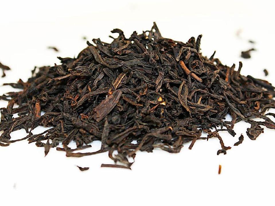 Schwarzer Tee  | Foto: -