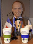 """Coffee to go noch e mol"": Aktion zur Müllvermeidung"