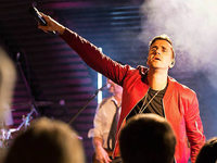 Fotos: Der Soulsänger Seven spielt im Freiburger Jazzhaus