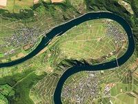 Beeindruckende Aufnahmen von Europa aus der Luft