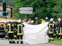 Fünf Tote bei Müllwagen-Unfall – Anklage gegen Fahrer