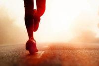 Nimmt man durch langsames Joggen schneller ab?