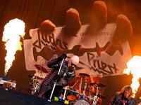 Judas Priest spielen im Juni 2018 in Freiburg