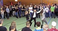 Schulverein-Party