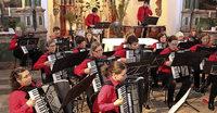 Begeisterte Zuhörer in Sankt Stephan