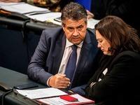 SPD rückt von Neuwahl ab - und tendiert zur Groko