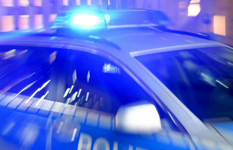 Die Polizei suchte das Schwert (Symbolbild).  | Foto: Carsten Rehder