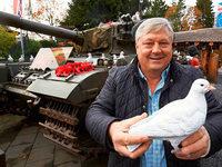 Skurriler Streit um Panzer auf Privatgrundstück