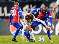 FC Basel besiegt Manchester United mit 1:0