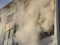 Brand in Wohnblock in der Wintersbuckstraße gelöscht