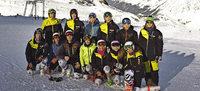 Start in den Skiwinter im Kaunertal