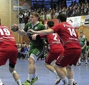 Ein Handballfest als Topspiel