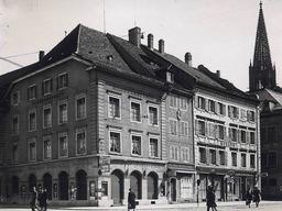Freiburg vor dem Bombenhagel