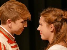 Faust-Schüler spielen Shakespeare