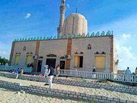 Mehr als 150 Tote bei Angriff auf Moschee in Ägypten