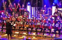 Akonomie-Show des Akkordeonvereines Wehr steigt am Samstag, 16. Dezember, in der Wehrer Stadthalle