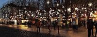 Basels Zentrum gibt sich weihnachtlich