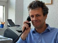 Trauer um den BZ-Journalisten Peter Bomans