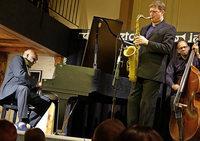 Jazzgrößen überzeugen mit sattem Swing-Sound