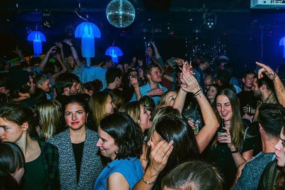 4 Jahre Ahoii Club in der Passage46 in Freiburg. (Foto: Pyunity)