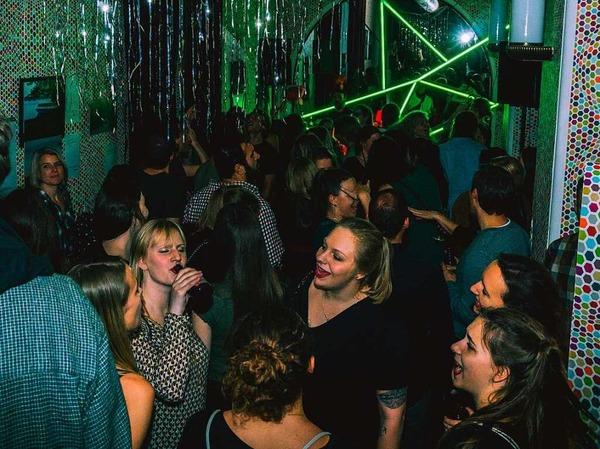 4 Jahre Ahoii Club in der Passage46 in Freiburg.