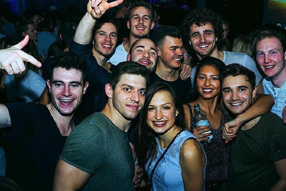 Feiern auf vier Floors: Möglich ist das bei der Unity Party in der Mensa Rempartstraße. (Foto: Pyunity)