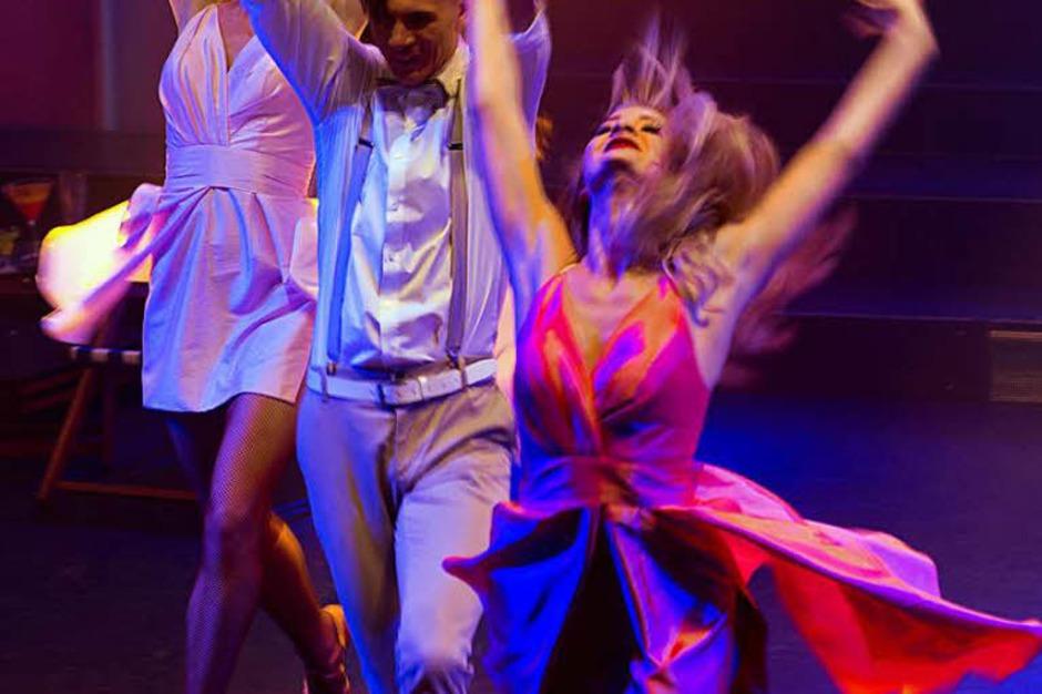 Auf die Besucher warten ein von Sternekoch Peter Hagen-Wiest kreiertes Vier-Gänge-Menü und eine Show mit Tanz, Akrobatik, Musik und Comedy. (Foto: Olaf Michel)