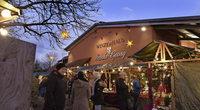 St. Georgener Adventsmarkt feiert gelungene Premiere am neuen Standort