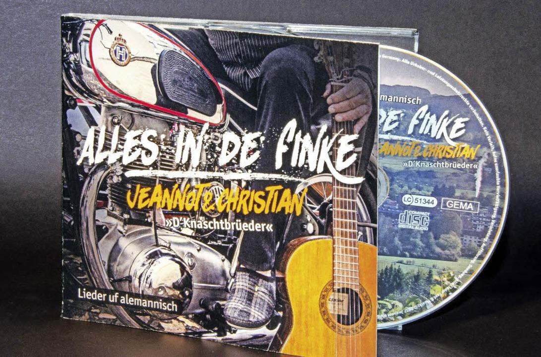 Die CD erscheint am 2. Dezember.  | Foto: Privat