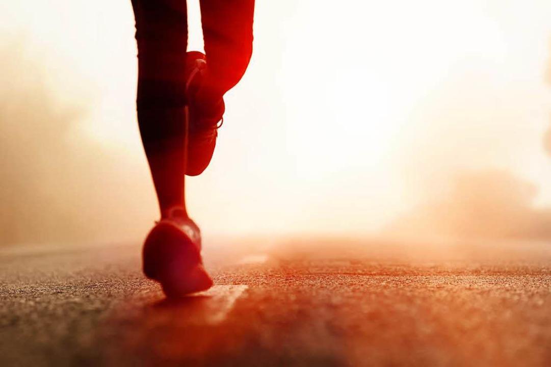 Nimmt man durch langsames Joggen schneller ab?  | Foto: Fotolia
