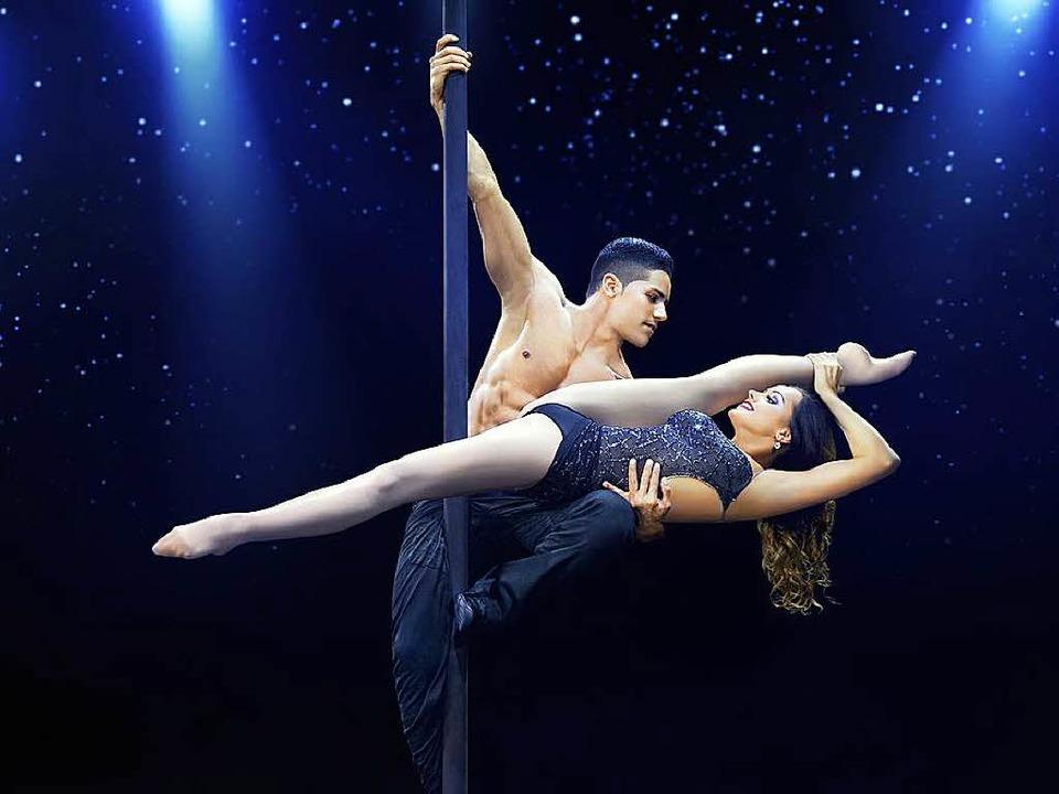 Kraftvolle Partnerakrobatik am chinesi...i sorgen für die ganz großen Gefühle.   | Foto: PR
