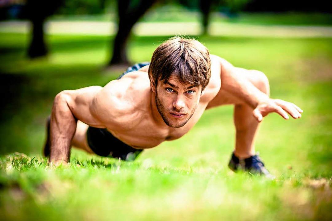 Ist Sport gesund oder nicht?  | Foto: obs