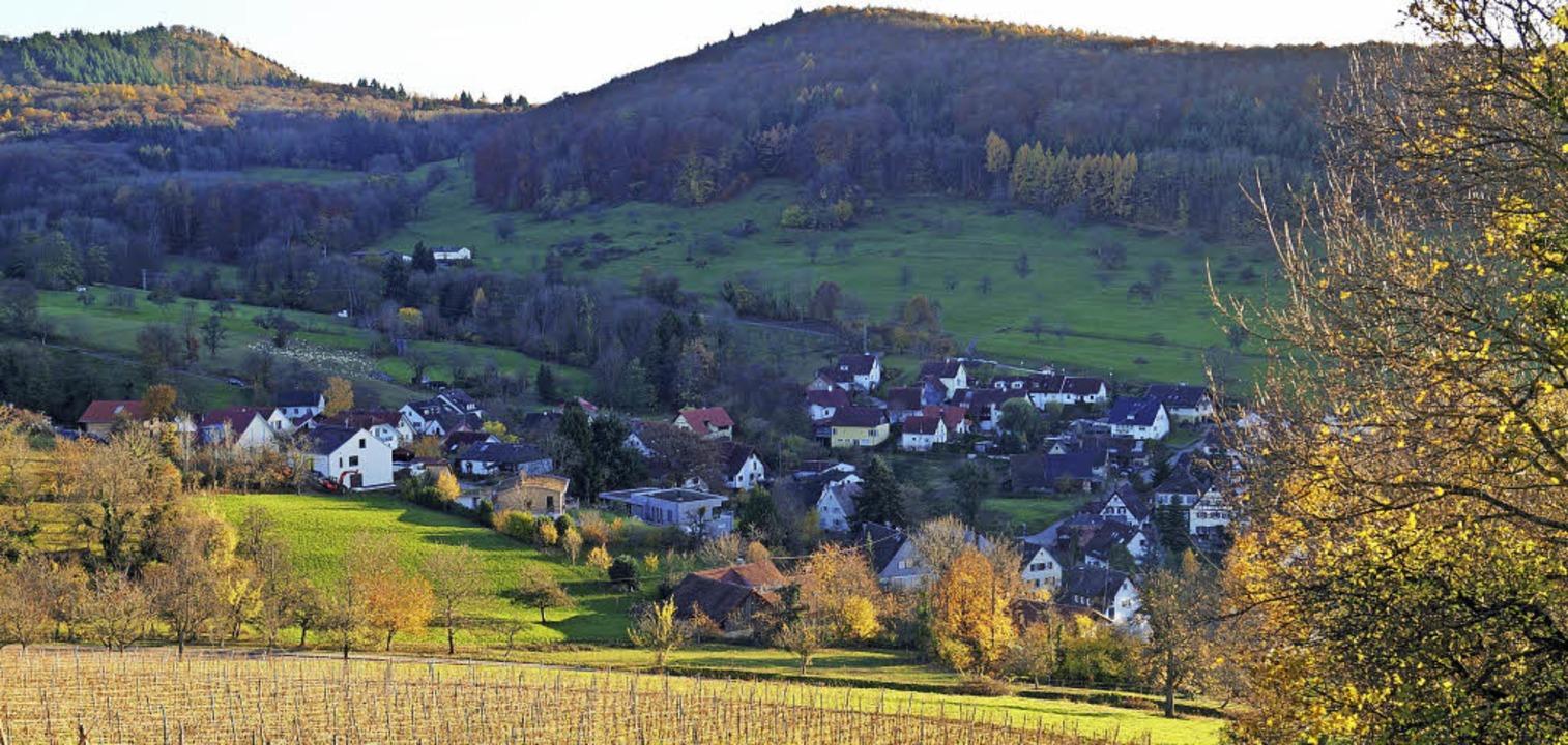 Auch für Badenweilers Ortsteil Lipburg...ten Teilortswahl von 2019 an gelten.      Foto: Silke Hartenstein
