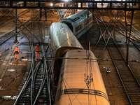 In Basel entgleist ein Zug – und die Durchsage im ICE auch