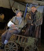"""Das Theater der zwei Ufer spielt """"Ox und Esel"""""""