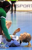 Deutschlands Frauen besiegen Kamerun mit 28:15