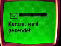 Die SMS wird 25: Erinnerung an 160 Zeichen