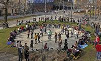 Garten- und Tiefbauamt will keine Fahrradgarage am Tanzbrunnen mehr bauen