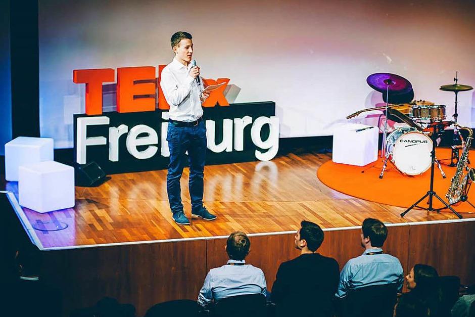 TEDx 2017 im Konzerthaus Freiburg. (Foto: Fabio Smitka)