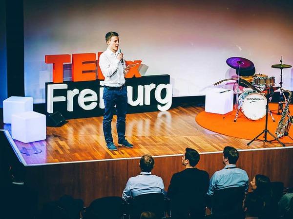 TEDx 2017 im Konzerthaus Freiburg.